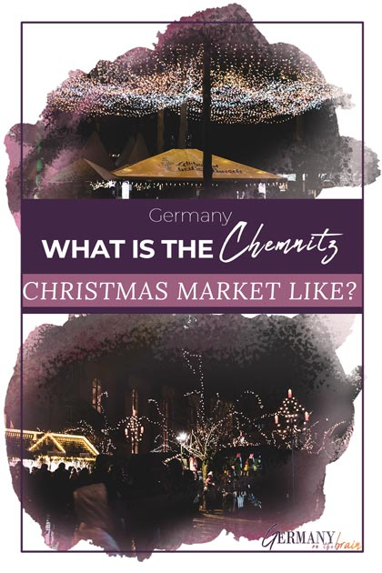 What Is the Chemnitz Christmas Market Like?