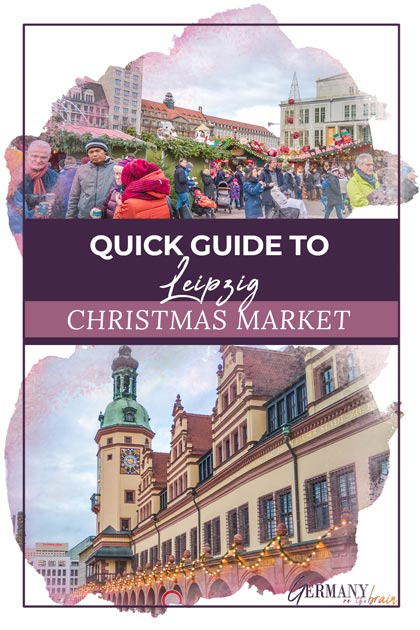 Quick Guide to Leipzig Christmas Market