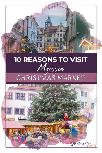 10 Reasons to Visit Meissen Christmas Market in Germany