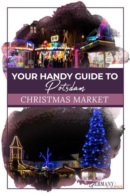 Your Handy Guide to Potsdam Christmas Market