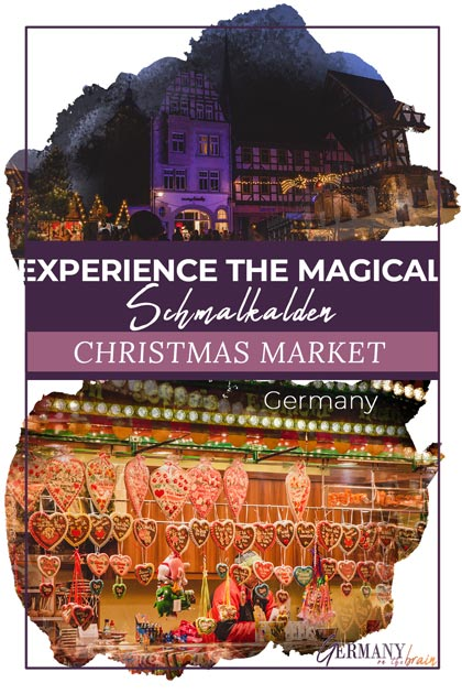 Experience the Magical Schmalkalden Christmas Market in Germany