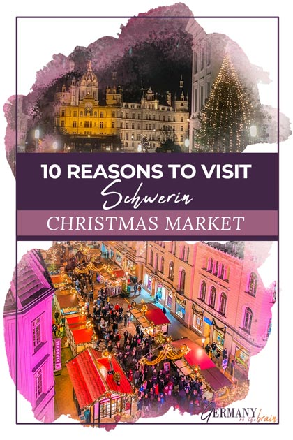 10 Reasons to Visit Schwerin Christmas Market this December