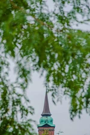 Schelfkirche in Schwerin, Germany