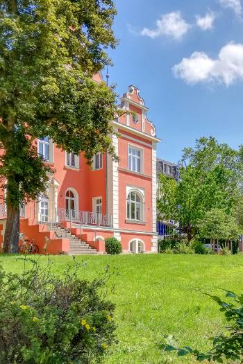 stately townhouse in Gera, Germany