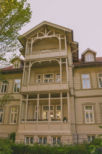 beautiful historic house in Bad Harzburg