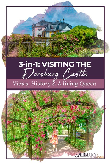 3-in-1: Visiting the Dornburg Castle for Views, History & A living Queen