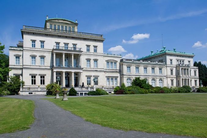 Villa Huegel in Essen, Germany
