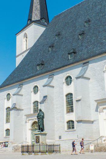 Herder Church in Weimar, Germany