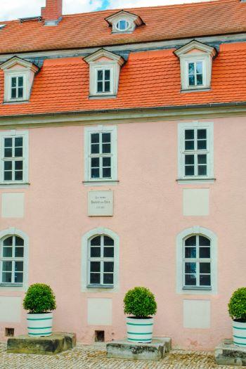 Charlotte von Stein House in Weimar, Germany